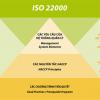 Atesco nhận giấy chứng nhận quản lý chất lượng ISO 22000:2005