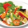 Món ăn xào từ hải sản